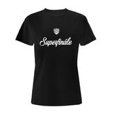 Women´s T-shirt inscription Superfinal