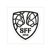 Sticker SFF logo