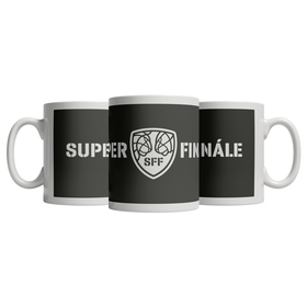 Mug with sign Superfinal